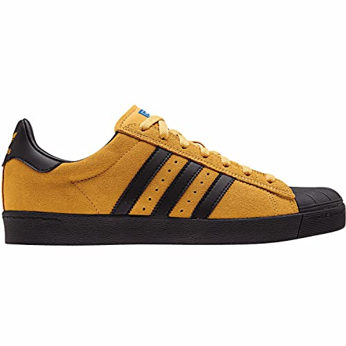 innovative design d10b4 55afb adidas Originals Mens Superstar Vulc ADV Skateboarding Trainers - 5.5