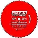 Diablo D1472CF 14-inch Steel Demon 72T Cermet II