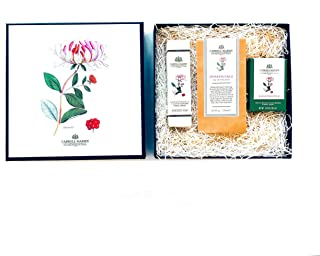 product image for Caswell-Massey Honeysuckle Set with Plant Based Eau de Toilette Perfume, Hand Cream and Triple Milled Soap - NYBG Collection Luxury Set – Made In USA