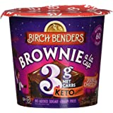 Birch Benders Double Chocolate Brownie A La Cup, 1.76 OZ