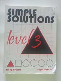 Simple solutions mathematics intermediate b se nancy mcgraw simple solutions math level 3 fandeluxe Image collections