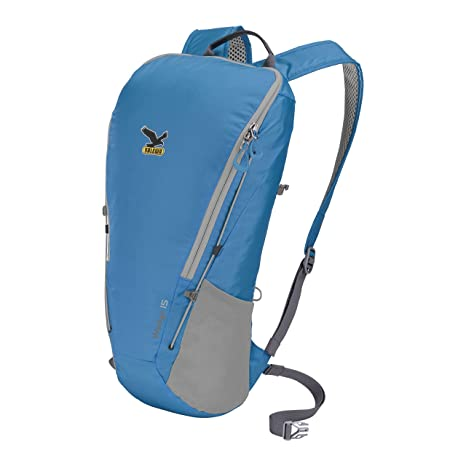 SALEWA Wanderrucksack Wedge 15 - Mochila, color azul, talla 48 x 26 x 2