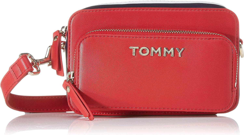 Tommy Hilfiger TH Corporate Camera Bag 7.5x0.1x17.5 centimeters Borse Donna W x H x L