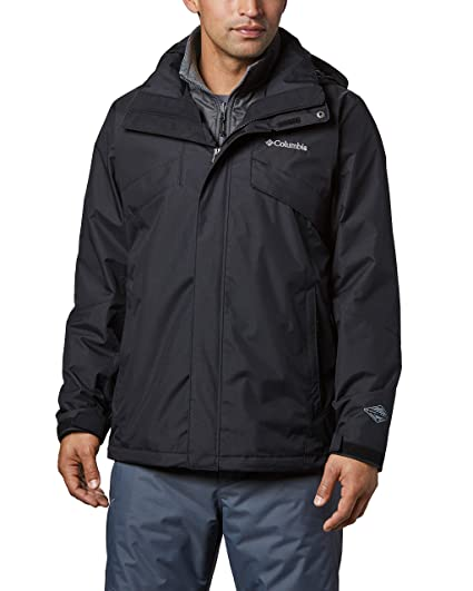 2d783642abd Amazon.com  Columbia Bugaboo Ii Fleece Interchange Jacket  Clothing