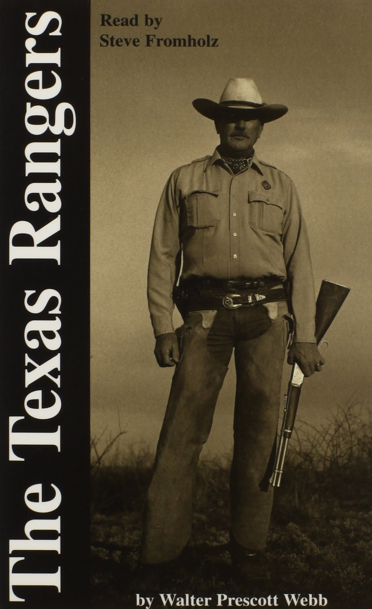 The Texas Rangers: Audiocassette by University of Texas Press