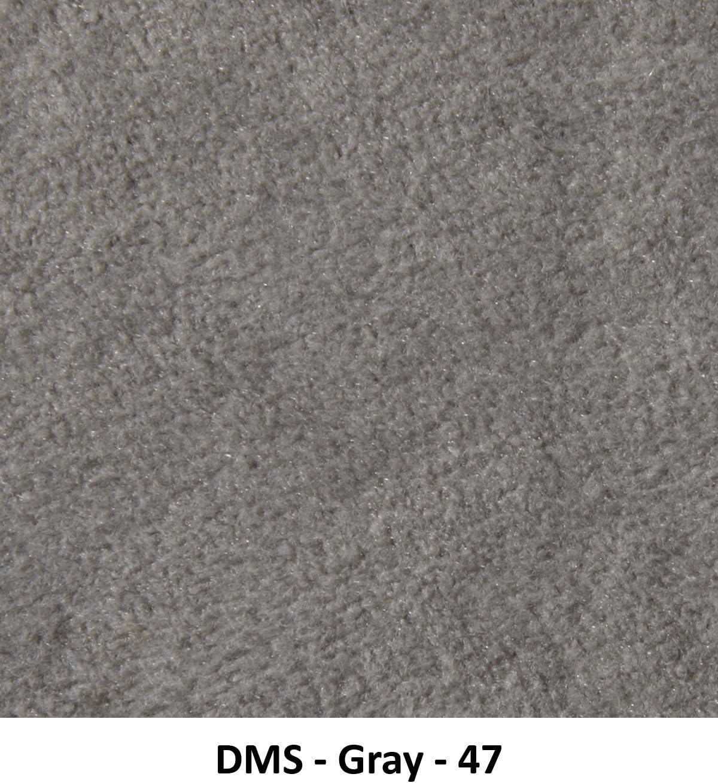 DashMat 82051-00-47 SuedeMat Gray Custom Dash Cover