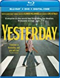 Yesterday Blu-ray + DVD + Digital