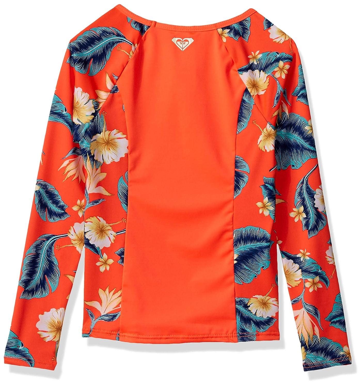 Roxy Big Girls Long Sleeve Fashion Rashguard ERGWR03125