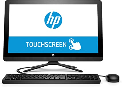 """1287390b834 Image Unavailable. Image not available for. Color: HP - 23.8"""" Touch-Screen  All-In-One - Intel Core i3"""