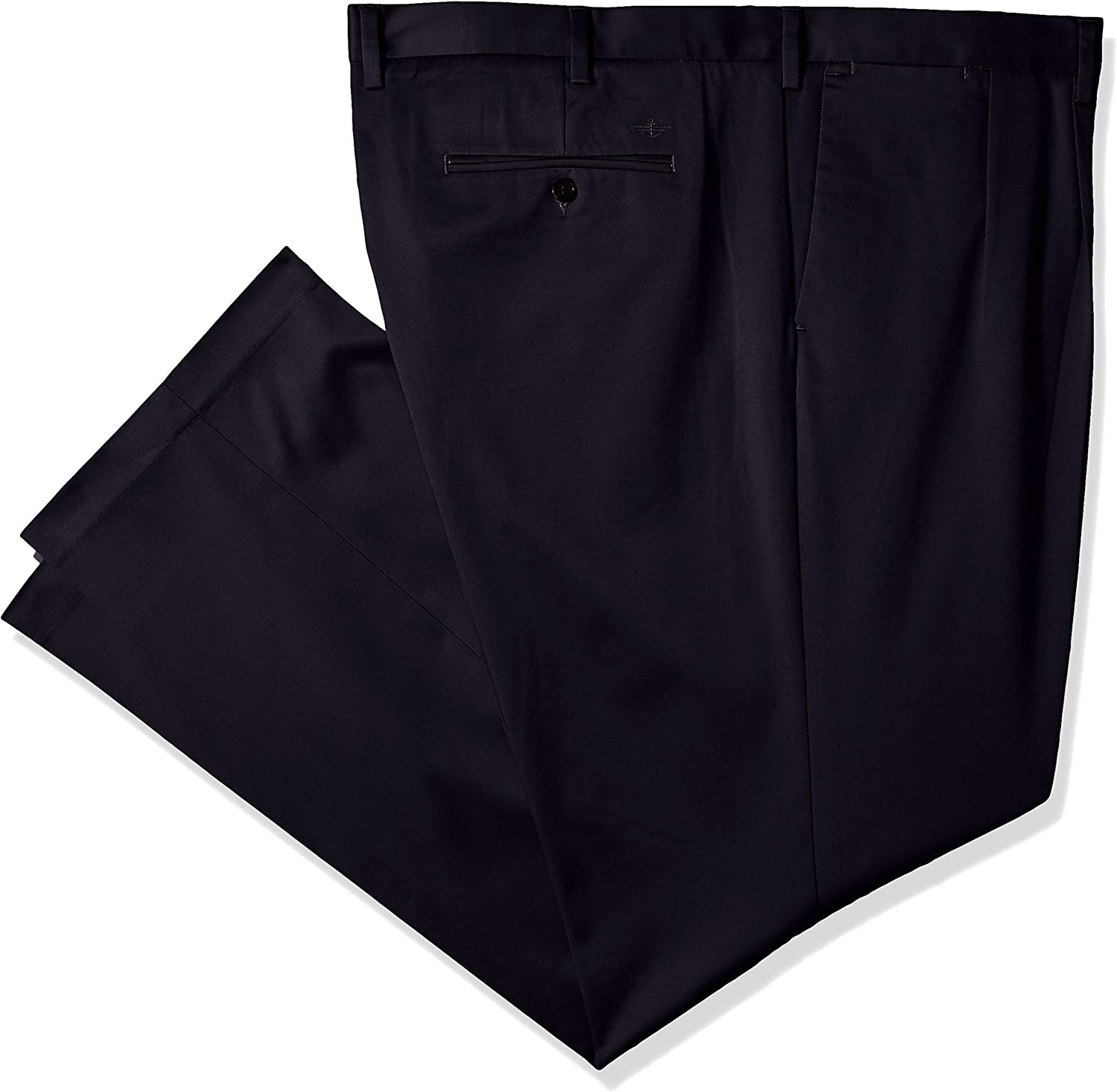Dockers Mens Big /& Tall Superior Trouser D3-Pleated
