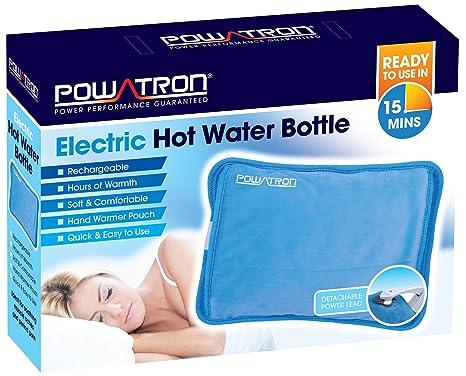 Bolsa de agua caliente eléctrica de Vivo, recargable ...