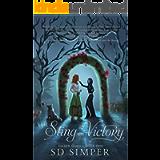 The Sting of Victory: A Dark Fantasy Lesbian Romance (Fallen Gods Series Book 1)