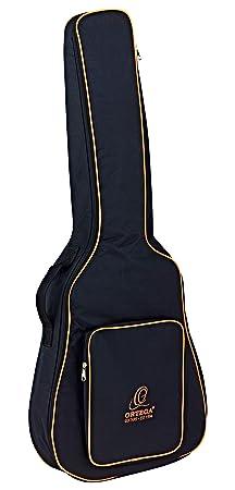 ORTEGA Funda de guitarra clásica - 3/4 (OGBSTD-34): Amazon.es ...
