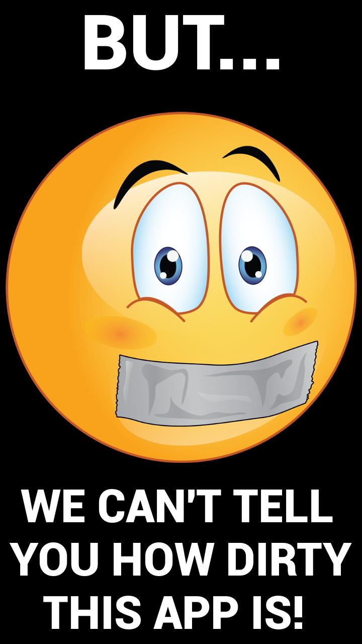 Schmutzige Yahoo Messenger Emoticons