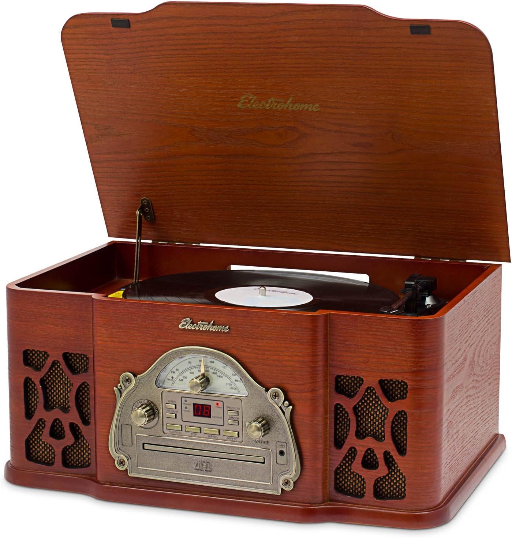 Electrohome Winston Vinyl Record Player