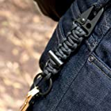Bomber and Company Paracord Carabiner Survival