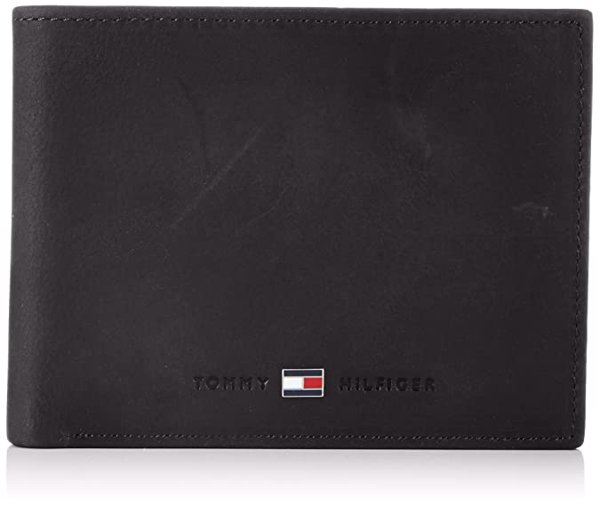 Tommy Hilfiger Johnson CC and Coin Pocket - Monedero hombre: Amazon.es: Zapatos y complementos
