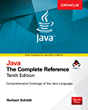 Java: The Complete Reference, Tenth Edition (Complete Reference Series)