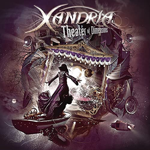 Xandria - Theater Of Dimensions (2 CD Mediabook)