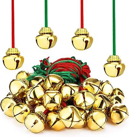 6 Lace Christmas Bells in Gift Box For Self-DecorationXmas WreathCrochet Jingle BellsCrochet Bells SetHandmade Xmas BellsChristmas Gift