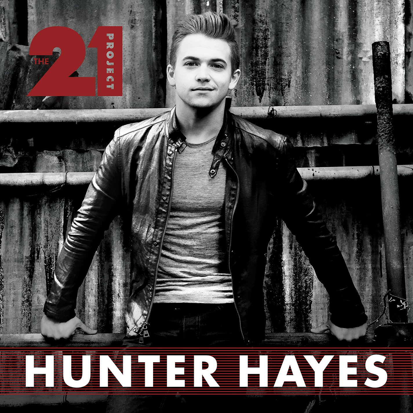 The 21 Project Box set Hunter Hayes Atlantic Pop Country