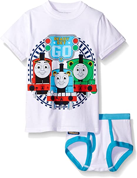 THOMAS THE TRAIN OUTFIT SIZE 2T 3T 4T NEW!