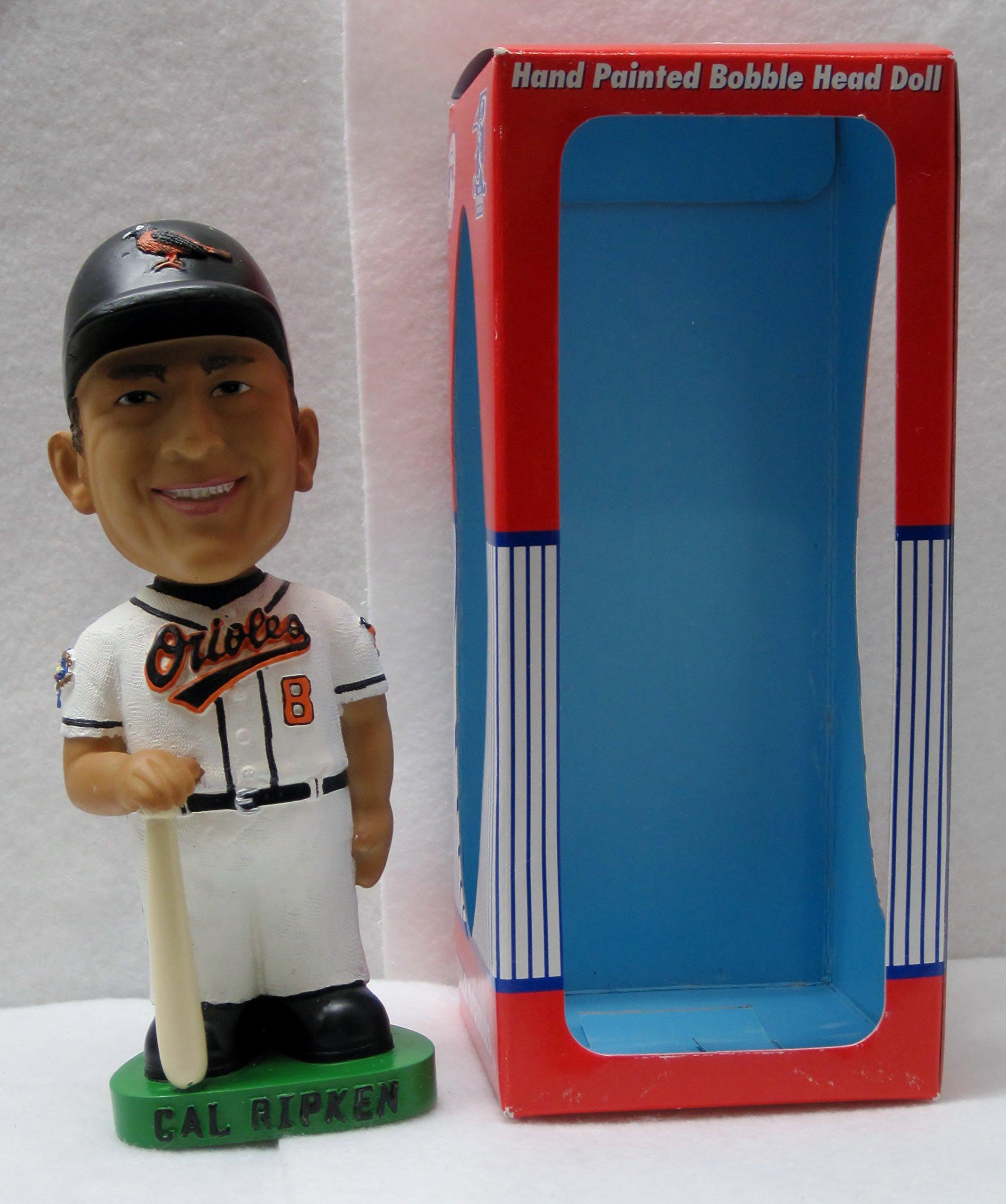 CAL RIPKEN JR Baltimore Orioles Bobblehead Doll (2001)