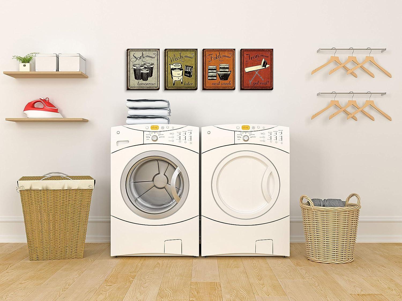 Amazon.com: N Harbick, Conjunto para lavandería, mini ...