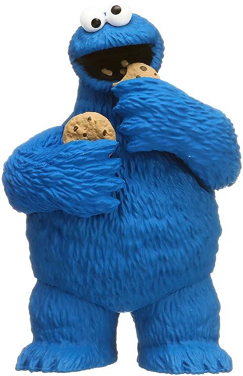 Sesame Street Cookie Monster House Cookies