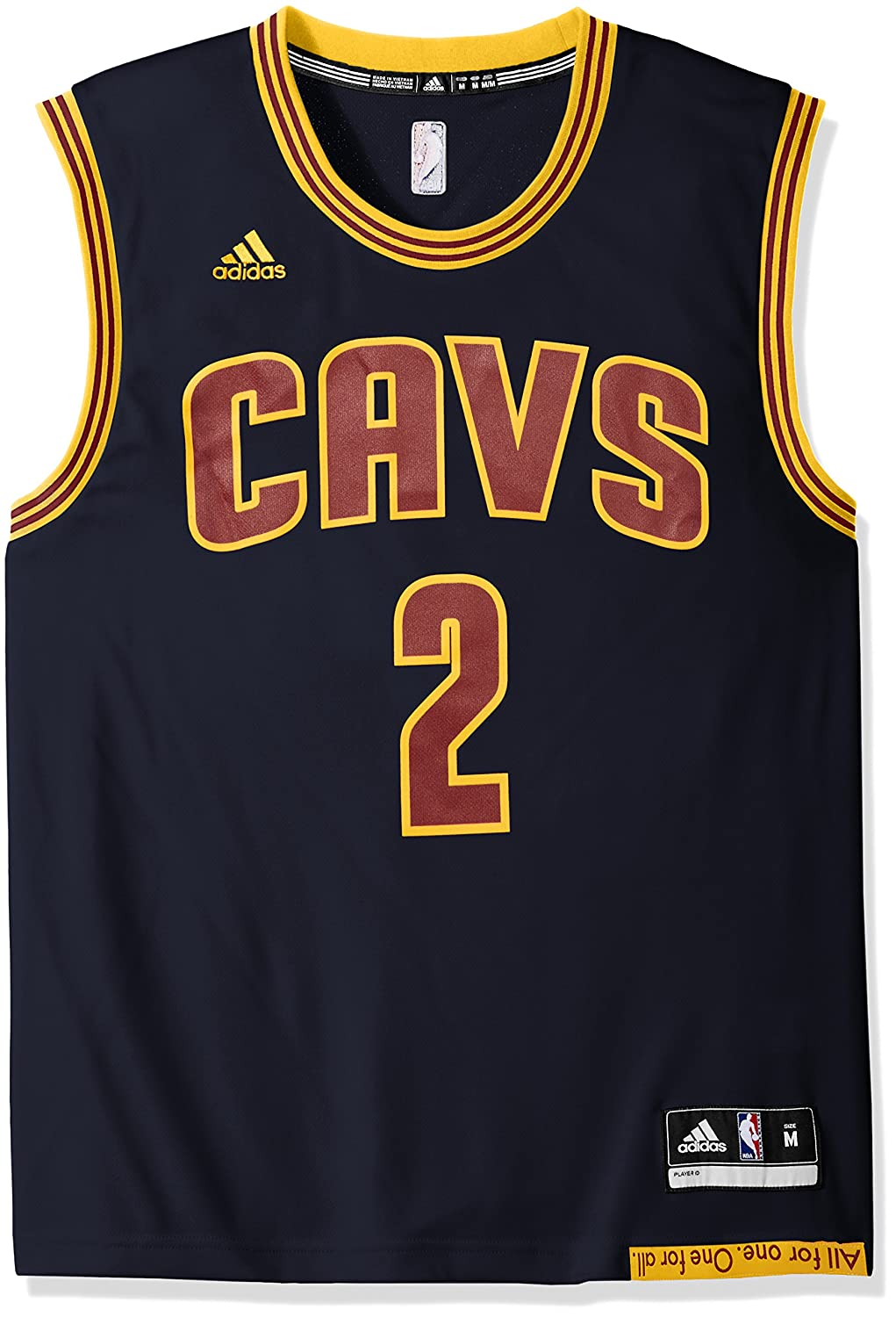 Nba cleveland cavaliers kyrie irving mens replica jersey large navy sports  outdoors jpg 1021x1500 Cavs home c83921ef0