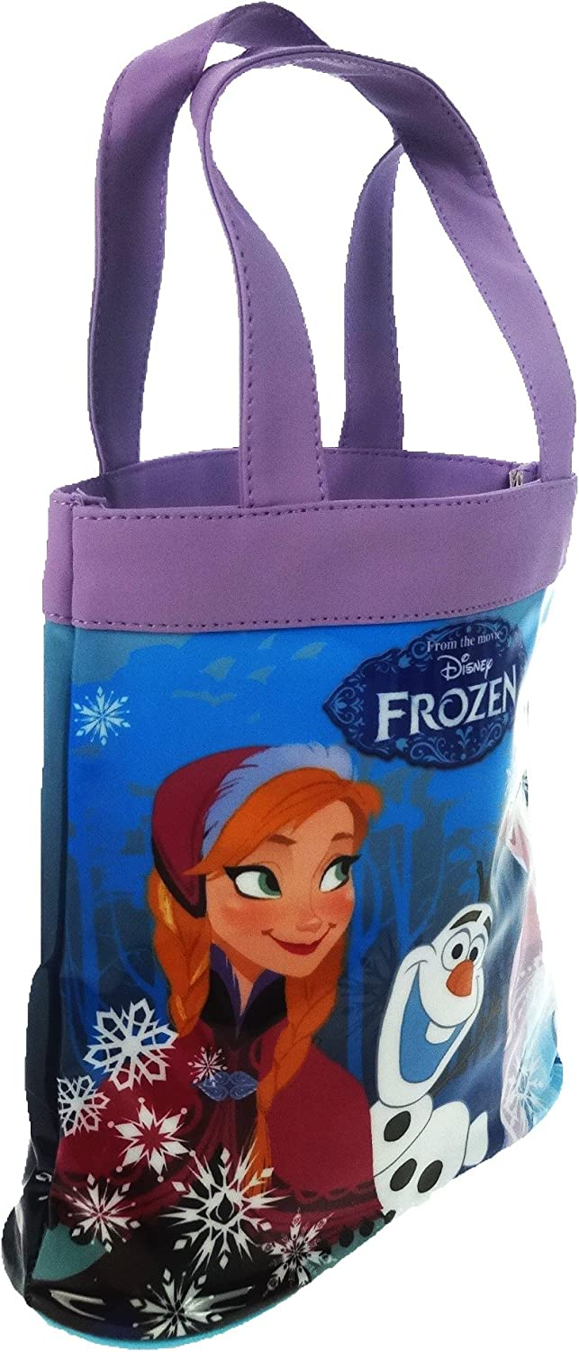 Import Anglais Disney Frozen PVC Tote Bag