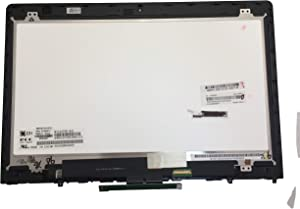 "LCD Screen Module for Lenovo ThinkPad Yoga 460 FRU 01AW412 01PA891 (Only for Resolution 1920x1080) 14"" FHD LCD LED Touch Screen Bezel Assembly + Bezel"