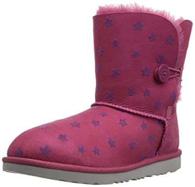 d0626e5011f UGG Kids K Bailey Button II Stars Pull-on Boot