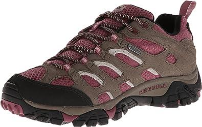 d4270f963 Amazon.com | Merrell Women's Moab Waterproof Hiking Boot | Hiking Shoes