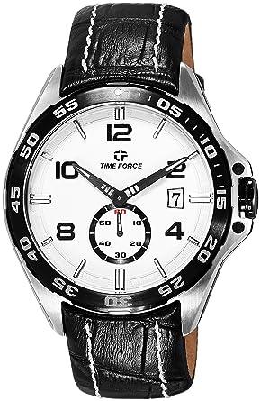 style attrayant gamme exceptionnelle de styles et de couleurs meilleur prix Montre Time Force Cristiano Ronaldo TF3327M12: Amazon.fr ...