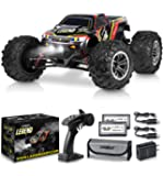 1:10 Scale Large RC Cars 48+ kmh Speed - Boys Remote Control Car 4x4 Off Road Monster Truck Electric - All Terrain…