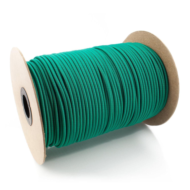 DQPP 30m cuerda el/ástica goma 5mm azul atar