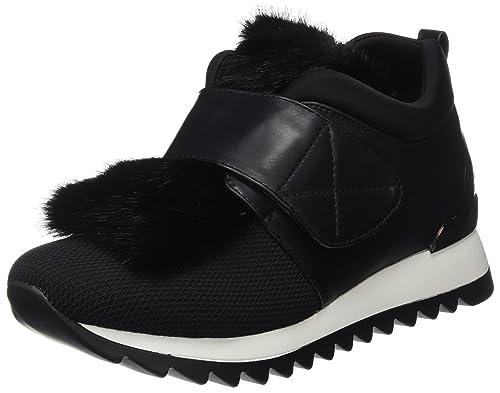 Coolway - Chaussures Noires Femme Noire, Couleur Noire, Taille 39