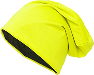 shenky Unisex Reversible Beanie Hat in Two Colours - One Size 2172