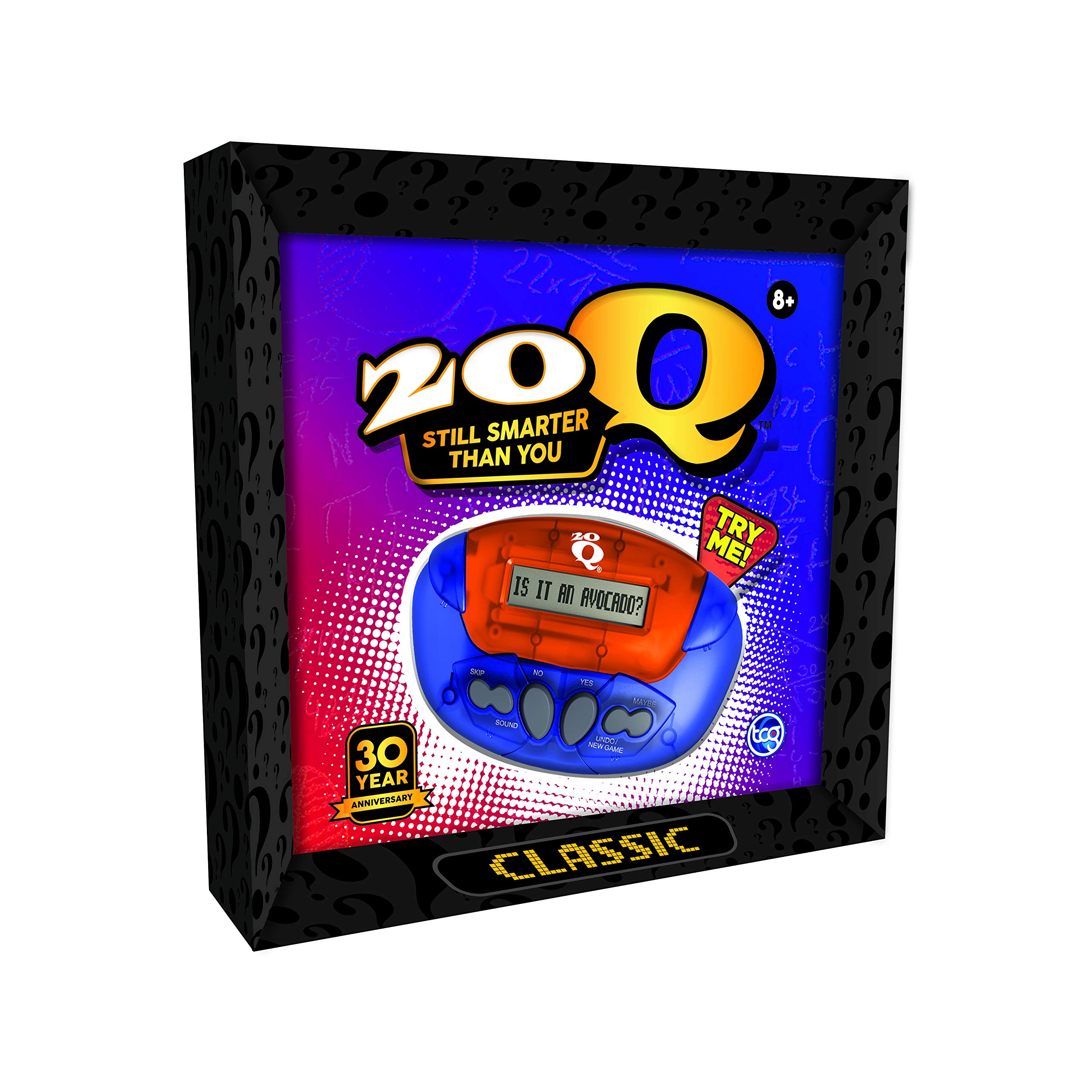 TCG Toys 20Q, Classic Orange/Blue by TCG Toys