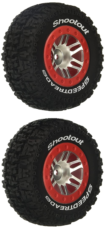 Dynamite MTD SpeedTreads Shootout SC:TRA SL ECX R4X4 F//R 2