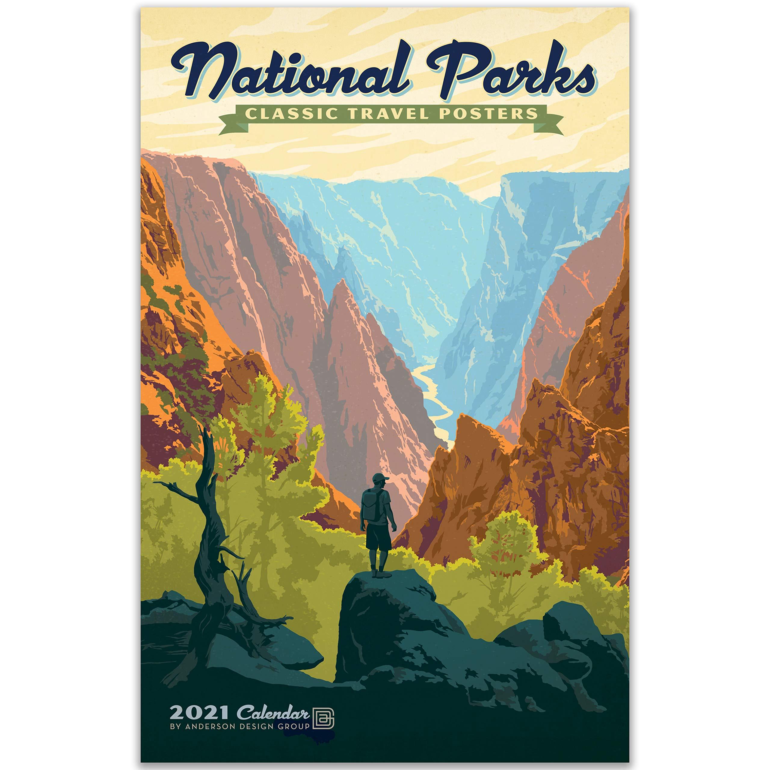 Images of Nationals Calendar 2021