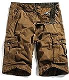 Men's Casual Summer Combat Cargo Shorts