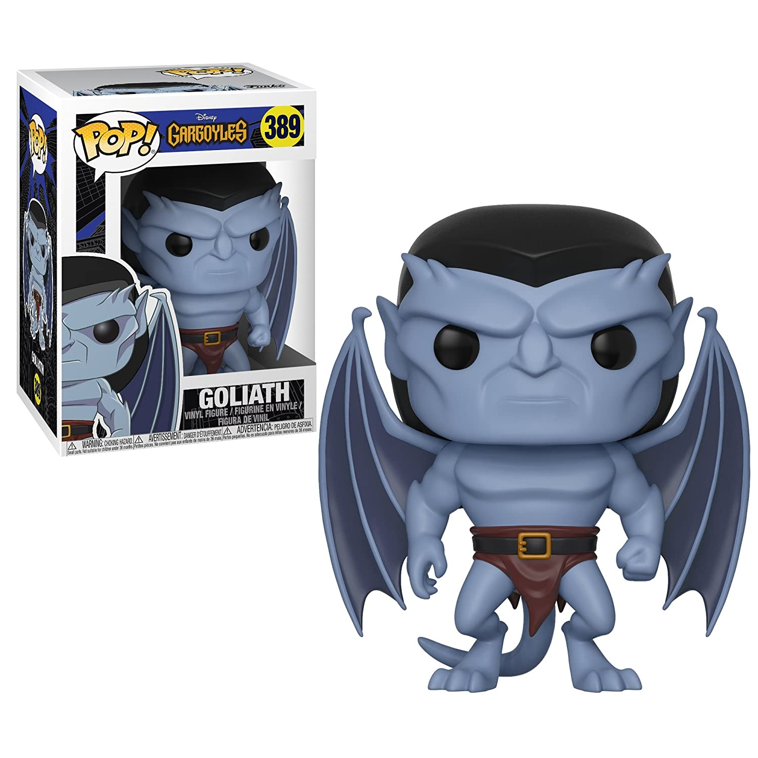 Multicolor 30947 Goliath Collectible Figure Disney: Gargoyles Funko Pop