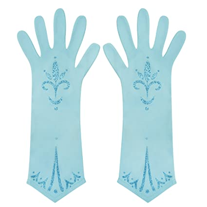 Frozen Disney Elsa Glamour Gloves
