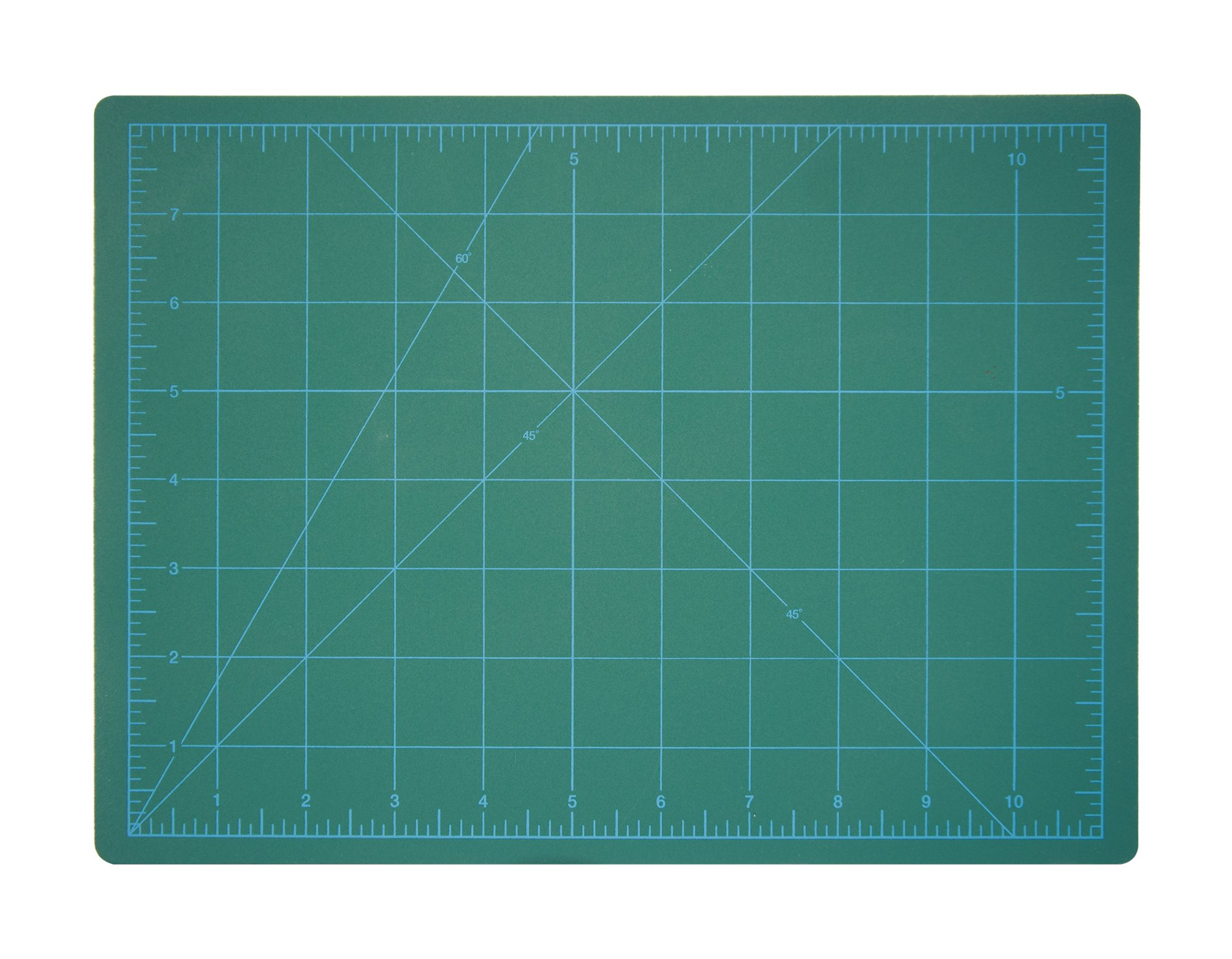 DAFA Professional 36'' x 24'' Self-Healing, Double-Sided Cutting Mat, Rotary Blade Compatible, (36x24), (24x18), (18x12), (12x9) Sizes, for Sewing, Quilting, Arts & Crafts by DAFA (Image #4)