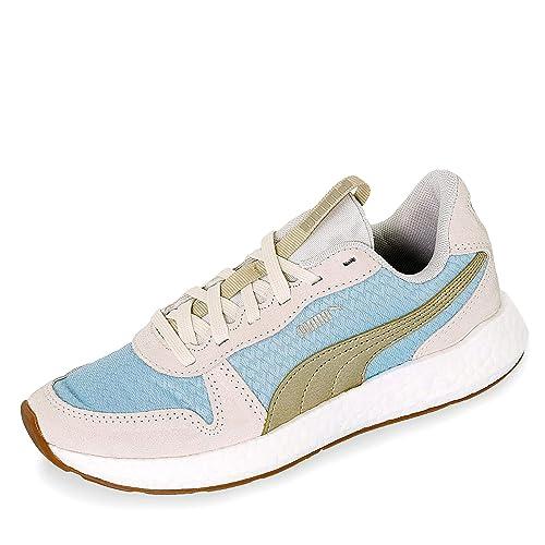 Retro 192748 Sneaker Nylonmesh Puma Nrgy 38Hellblau Sweet
