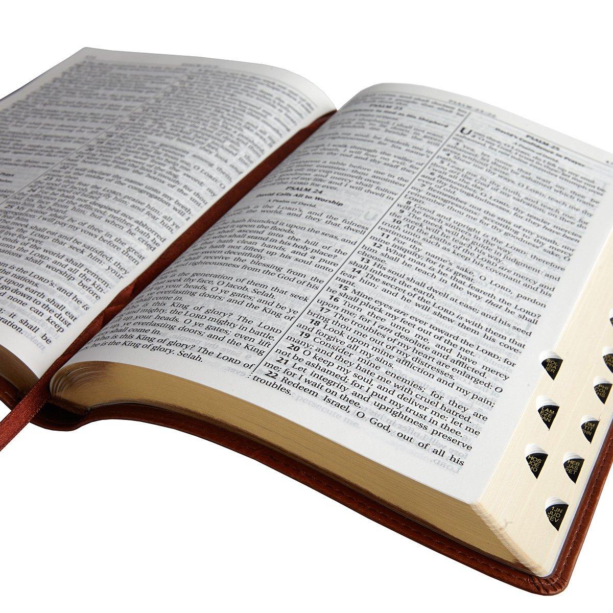 thumb bible