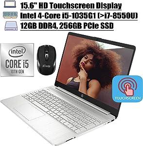 2020 HP 15 Premium Laptop Computer 15.6