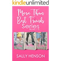 The More Than Best Friends Series: Books 1-3 Boxset